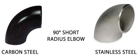 SR elbows - 45° Elbow